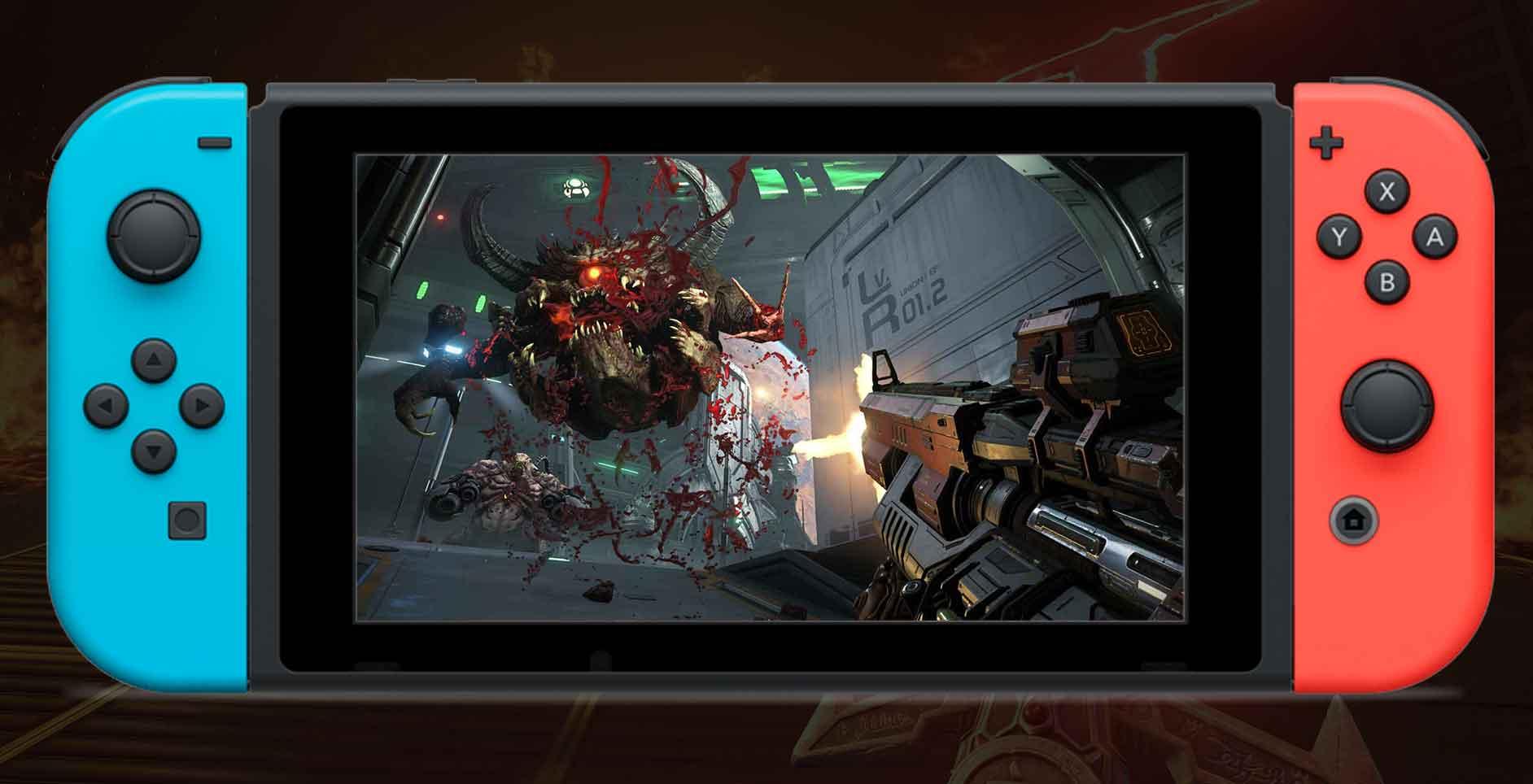 8 декабря состоится выход Doom Eternal на Nintendo Switch