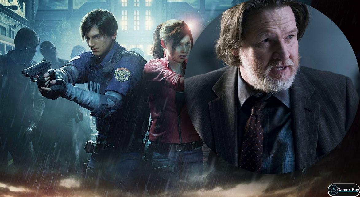 Актер Донал Лог сыграет в фильме по игре «Resident Evil»
