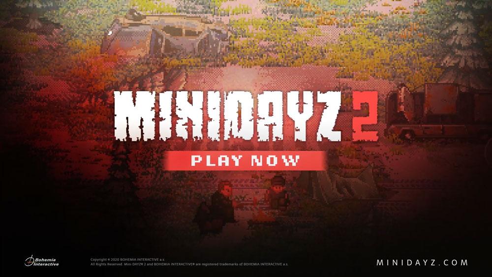 Bohemia Interactive тестирует Mini DayZ 2 на iPhone