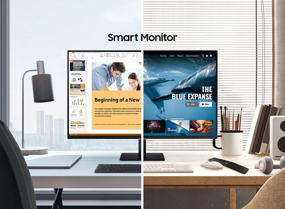 Samsung представила универсальный монитор