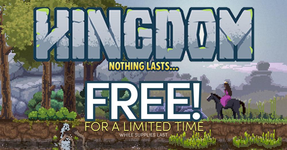 На Humble Bundle раздают Kingdom: Classic