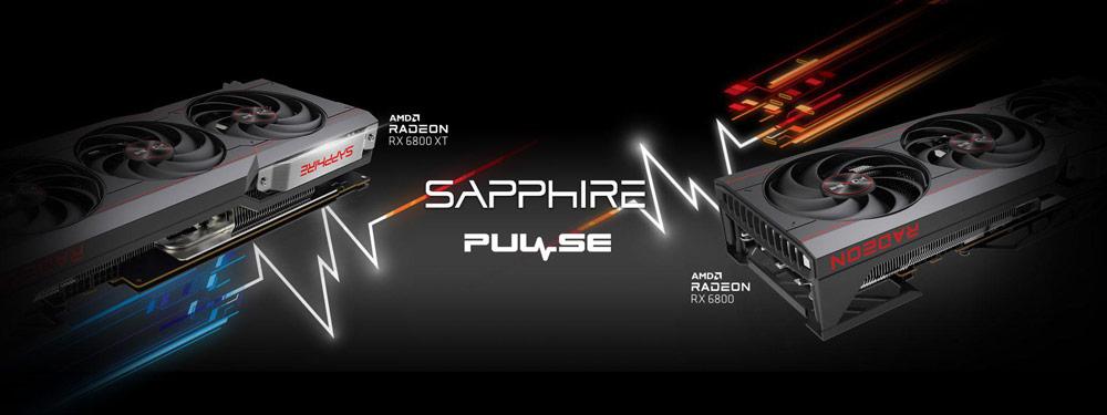 SAPPHIRE представила свои варианты AMD Radeon RX 6800/6800 XT