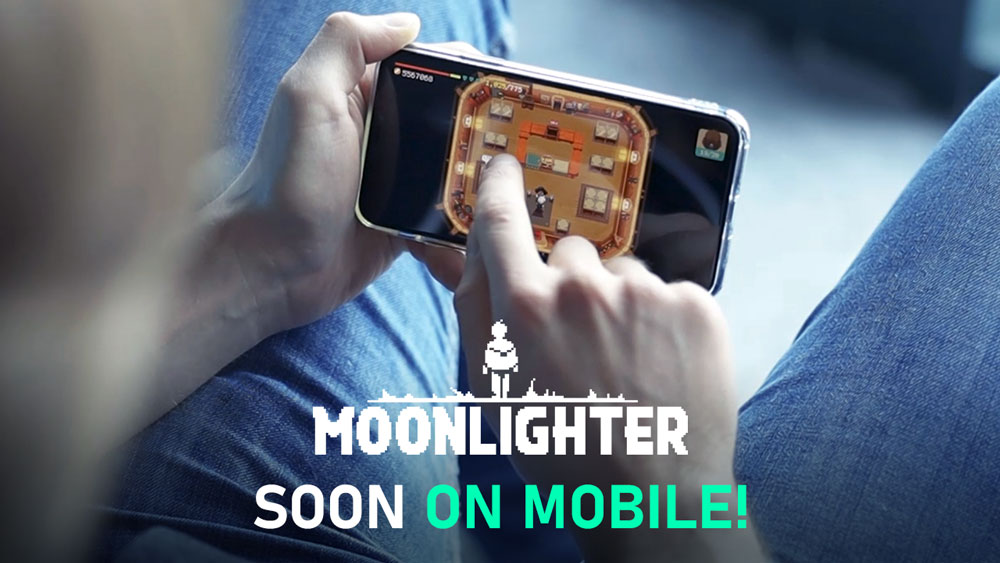 Moonlighter Mobile выйдет на iOS 19 ноября