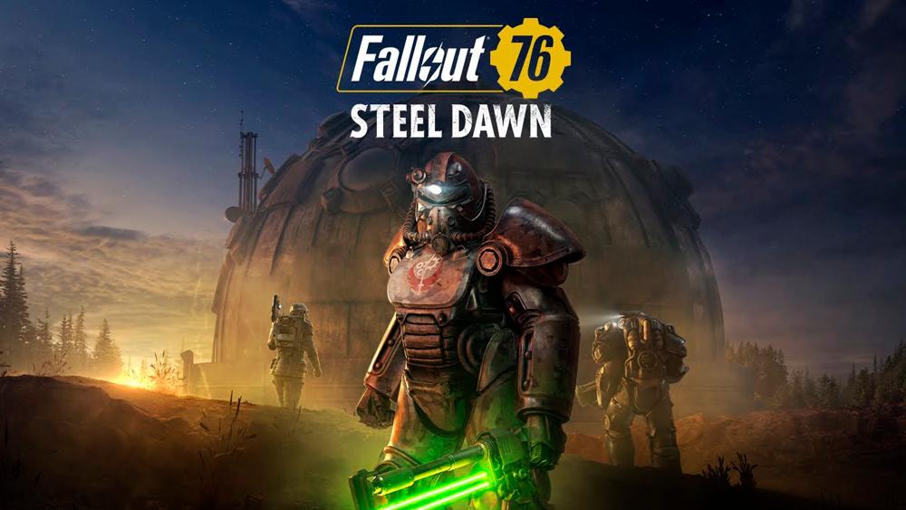 Обновление для Fallout 76