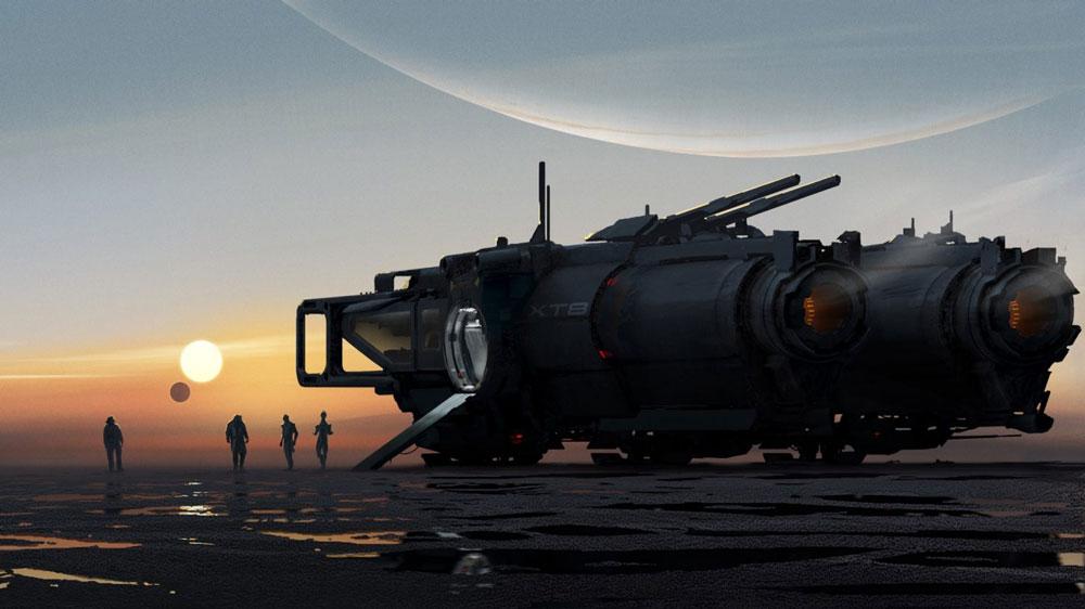 Пора начинать волноваться за Mass Effect?