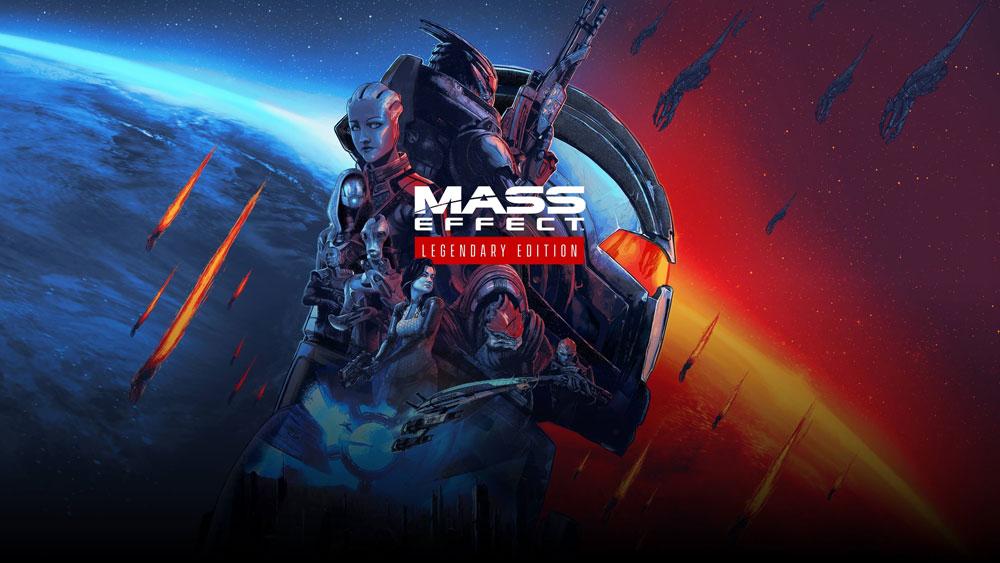 BioWare анонсировала ремастер трилогии и новую часть Mass Effect