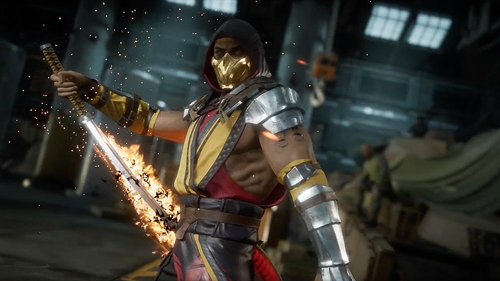 Раскрыт секрет метеора в Mortal Kombat 11