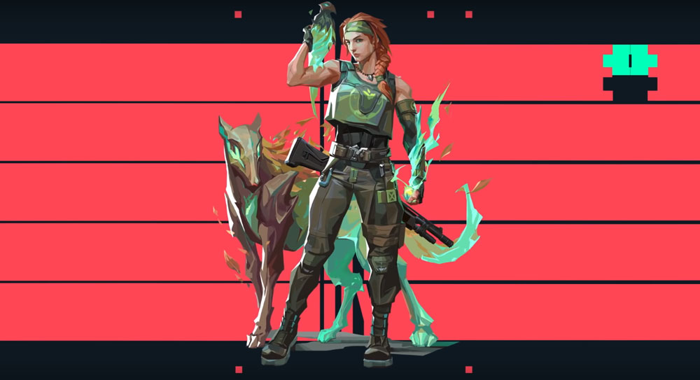 Riot Games представила нового агента Skye в VALORANT
