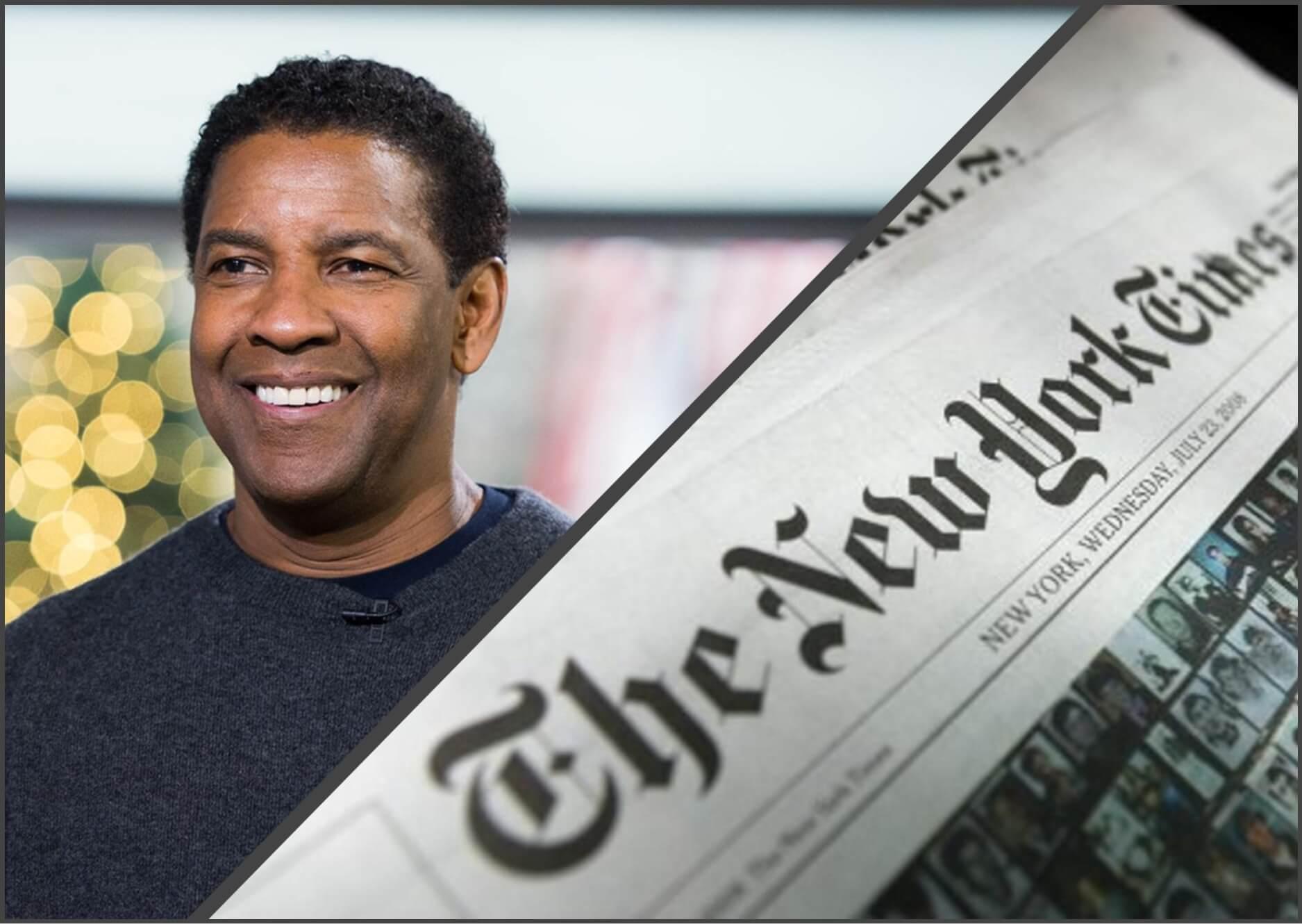 The New York Times выбрал 25 лучших актёров и актрис 21 века