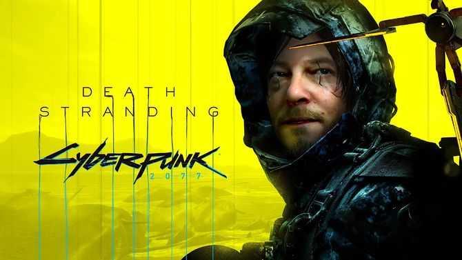 Cyberpunk 2077 протек в Death Stranding
