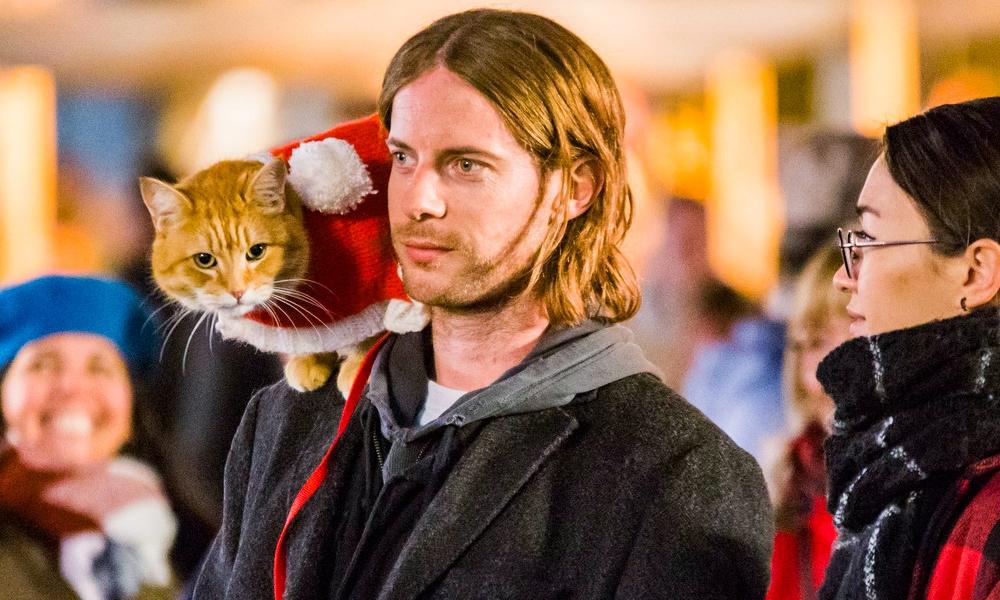 Трейлер фильма «Рождество кота Боба»