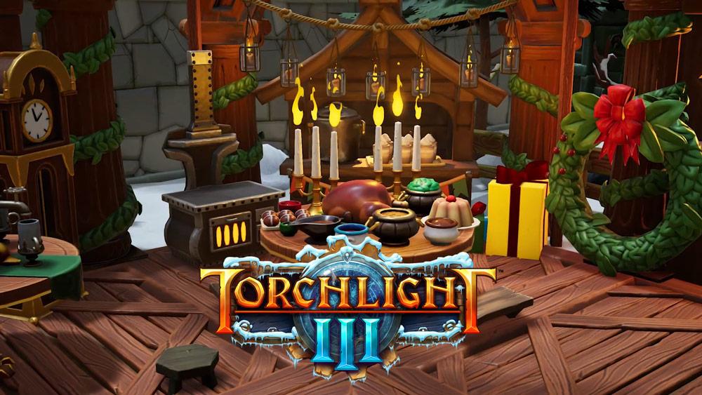 Новый зимний контент в Torchlight III