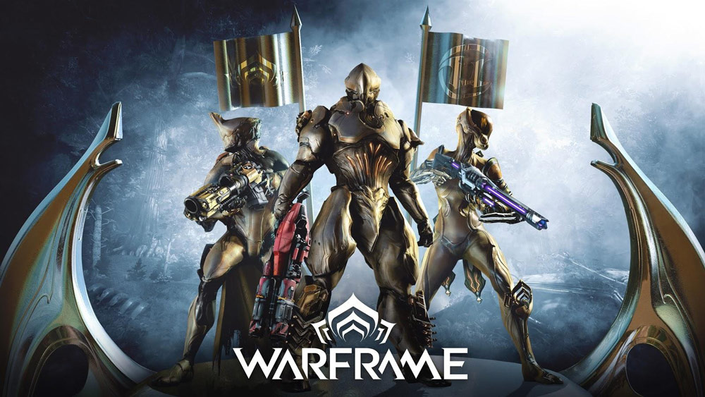 Unreal Tournament заглядывает в Warframe