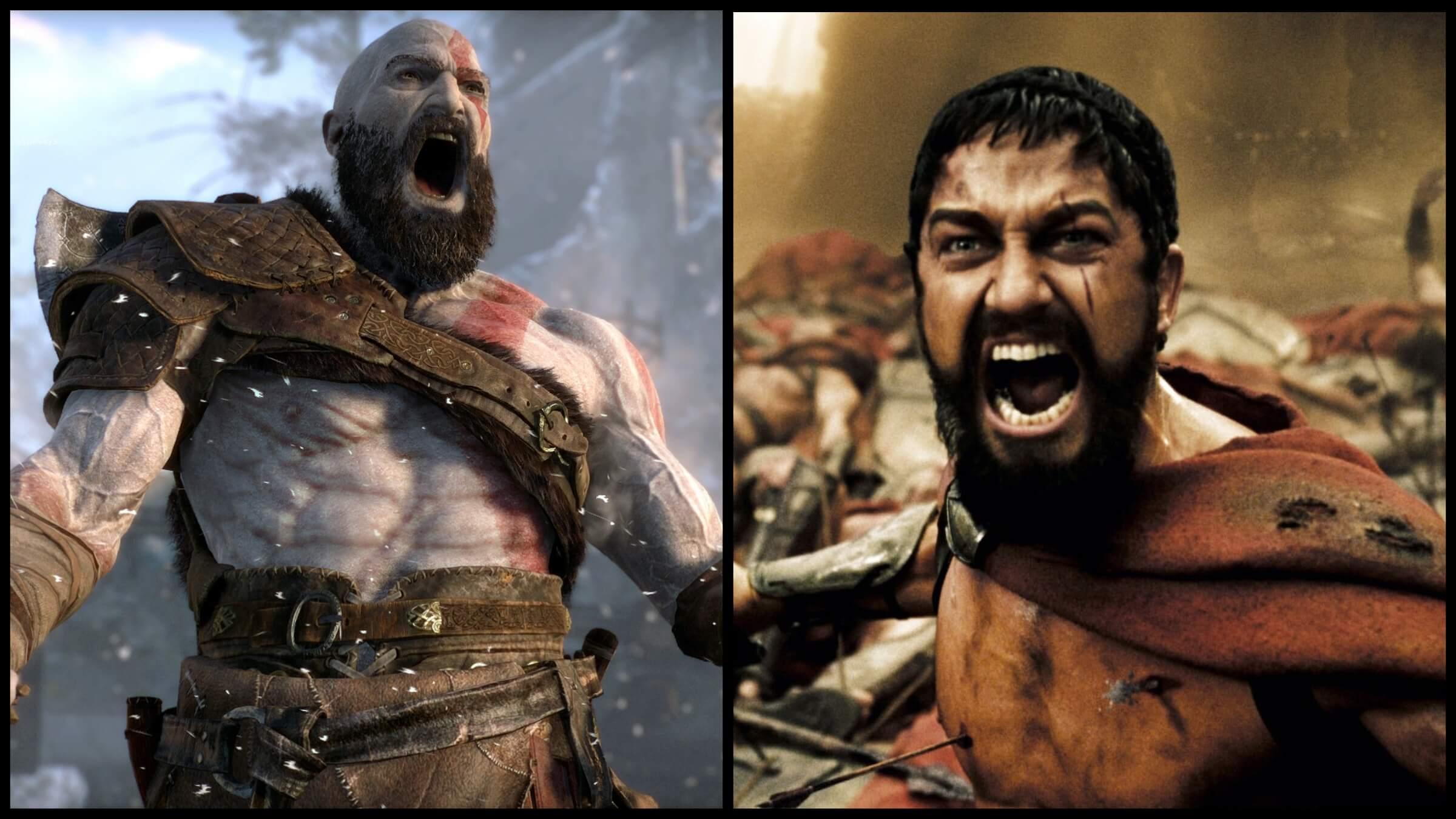 Джерард Батлер может сыграть Кратоса в киноадаптации «Бога Войны» от Sony Pictures