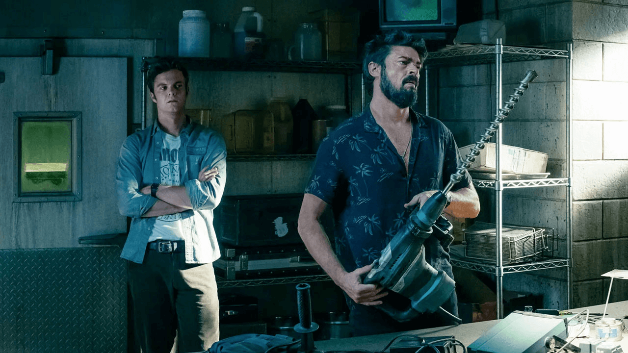 Третий и последующие сезоны «Пацанов» теперь будут выходить на «Кинопоиск HD»