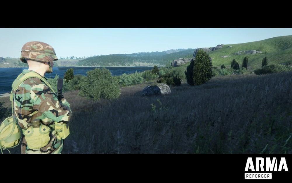 Новая только мультиплеерная ARMA Reforger