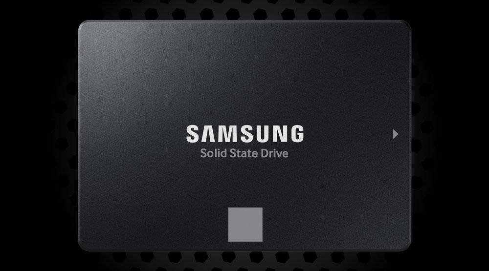 Samsung представила новые SSD 870 EVO