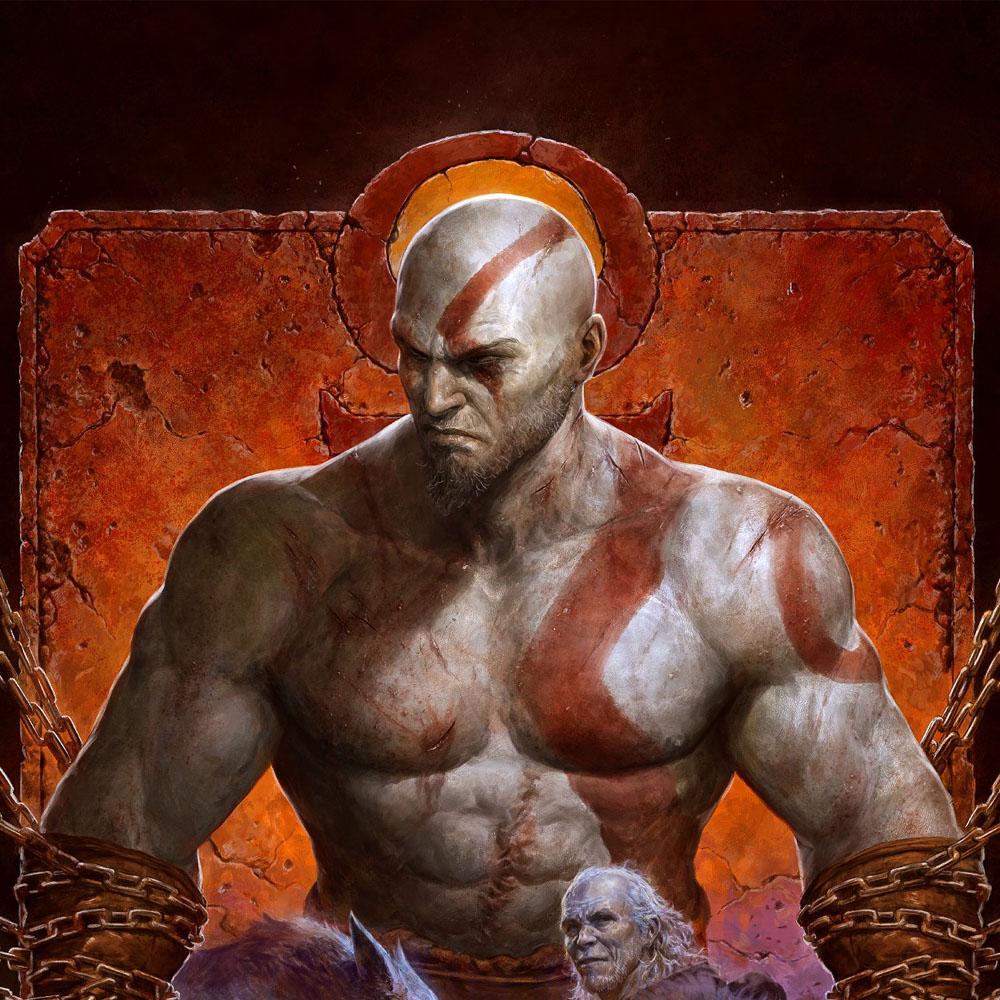 Стала известна дата выхода комикс-приквела игры «God of War»