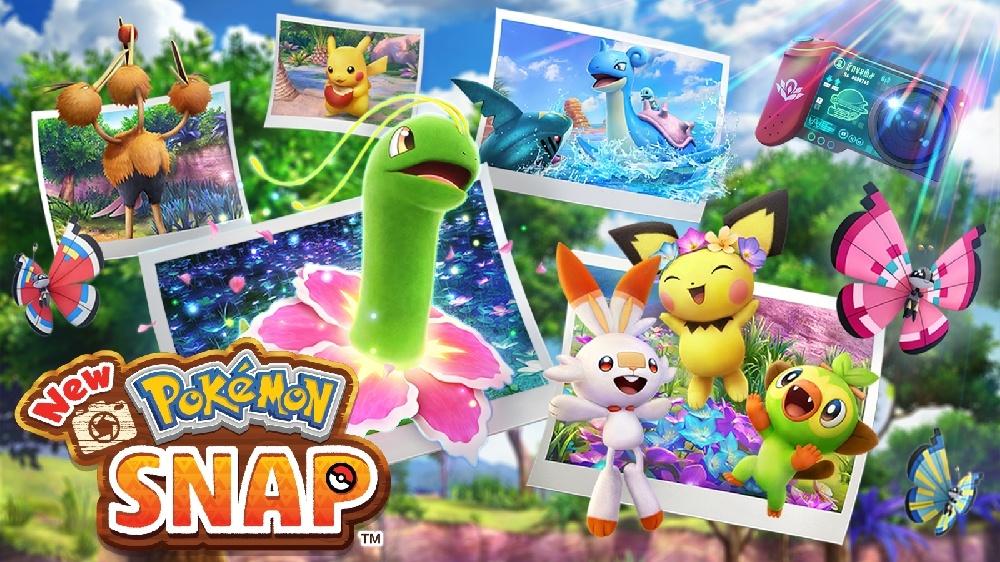 New Pokémon Snap бросает вызов нашему внутреннему фотографу
