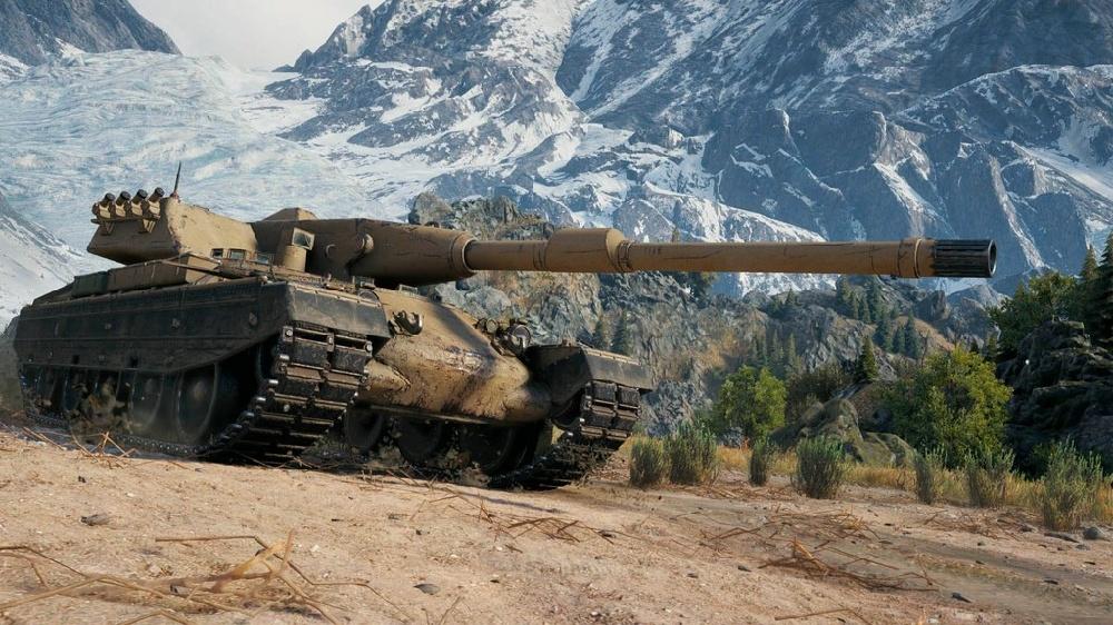 """Новые """"тяжи"""" скоро появятся в World of Tanks"""