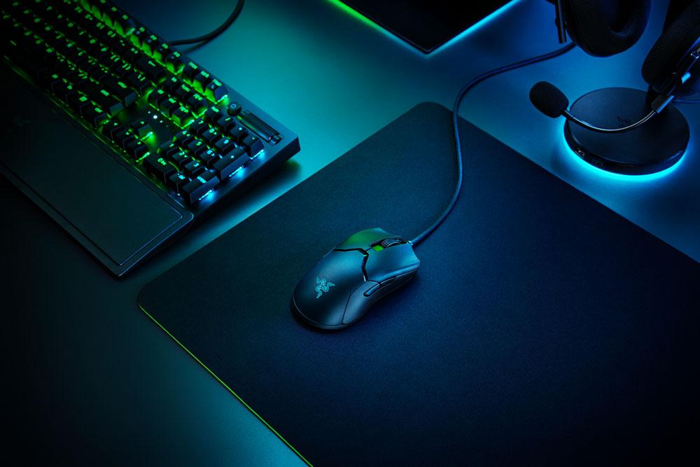 Razer представила свою самую быструю мышку Viper 8k