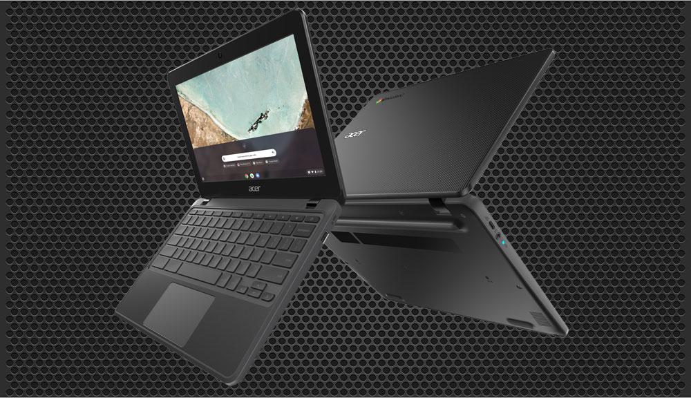 Acer представила два новых хромбука для обучения