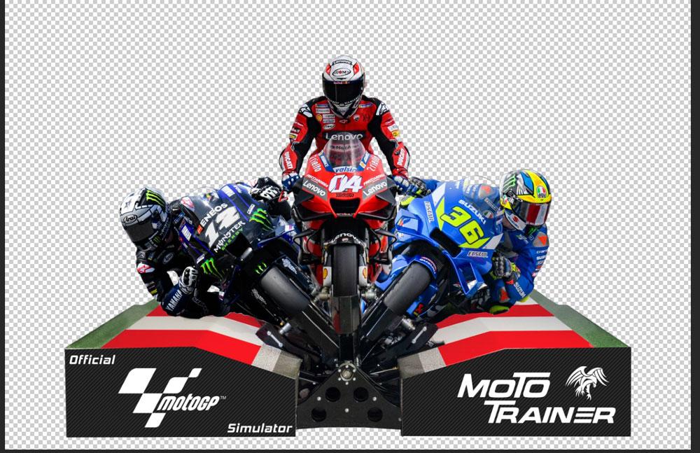 Ваш мотоцикл – ваш тренажёр в MotoGP