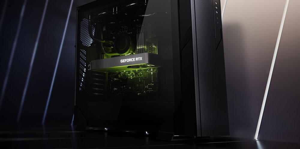Что показала NVIDIA на CES 2021