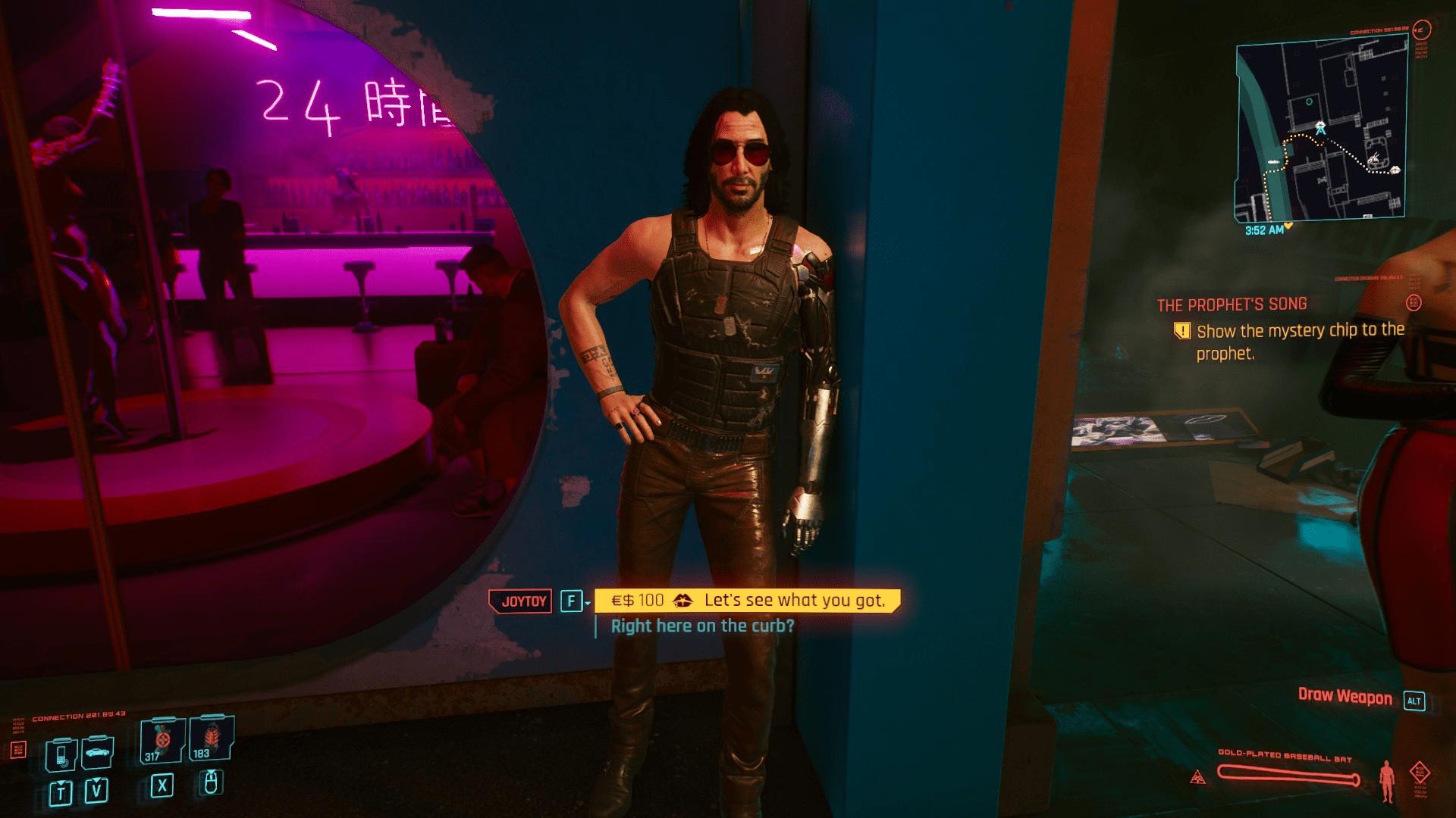 CDPR отправляют комьюнити в horny jail за мод секса с Киану Ривзом в Cyberpunk 2077