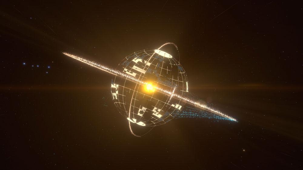 Dyson Sphere Program вышла в раннем доступе Steam