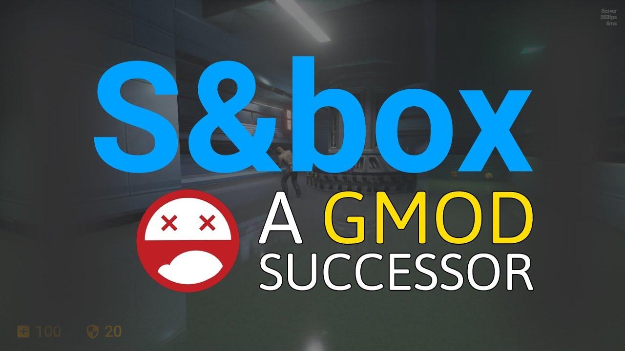 Facepunch Studios делают достойный сиквел Garry's Mod под кодовым названием s&box