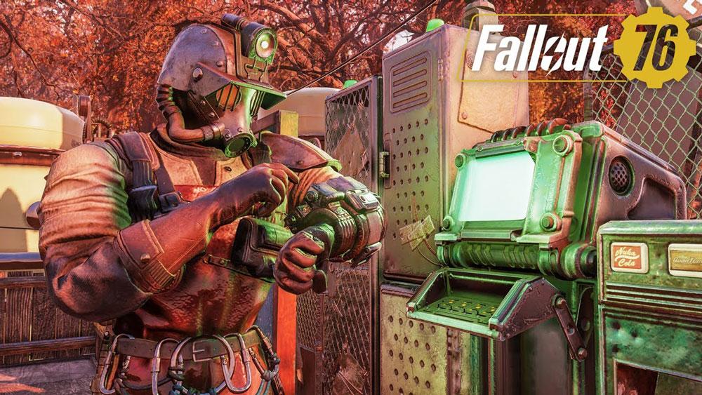 Обновление системы предметов в Fallout 76