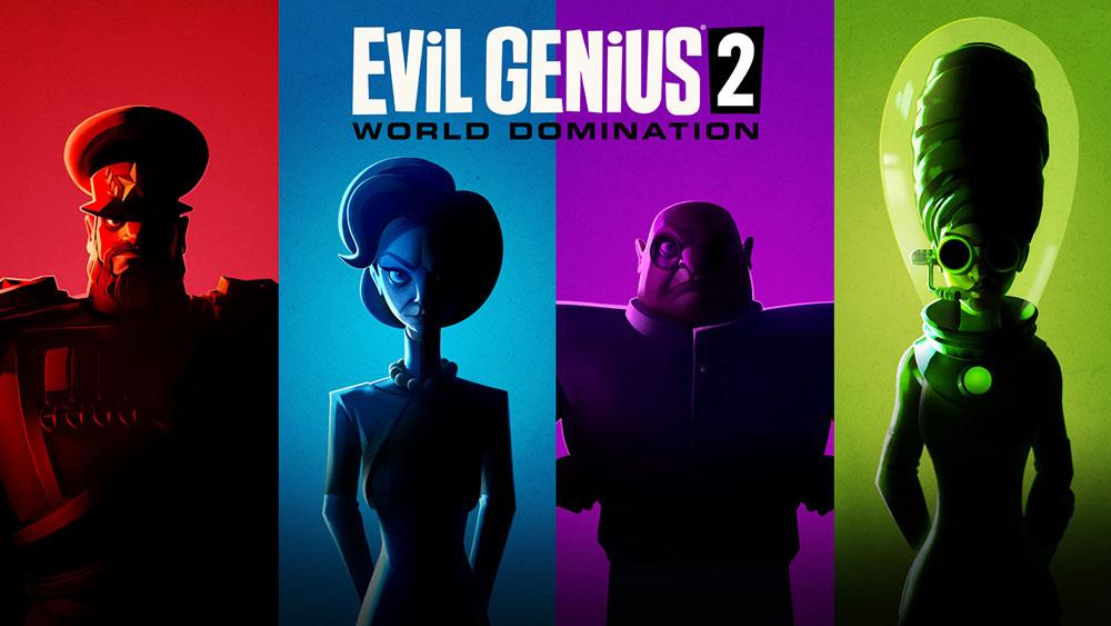 Evil Genius 2: World Domination получила дату релиза