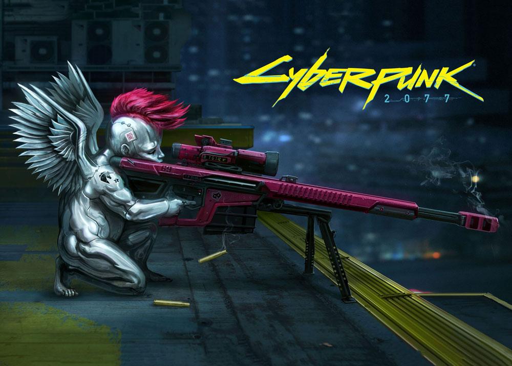 Поговорим о любовных интересах Cyberpunk 2077