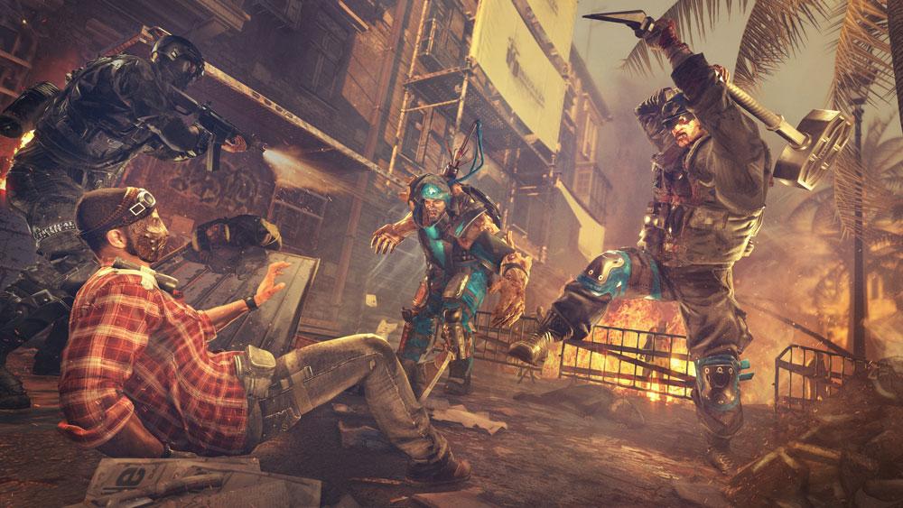 Techland приглашает игроков вместе отпраздновать шестилетие Dying Light