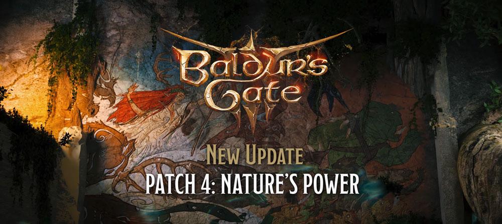 "Baldur's Gate 3 получила крупное обновление ""Nature's Power"""