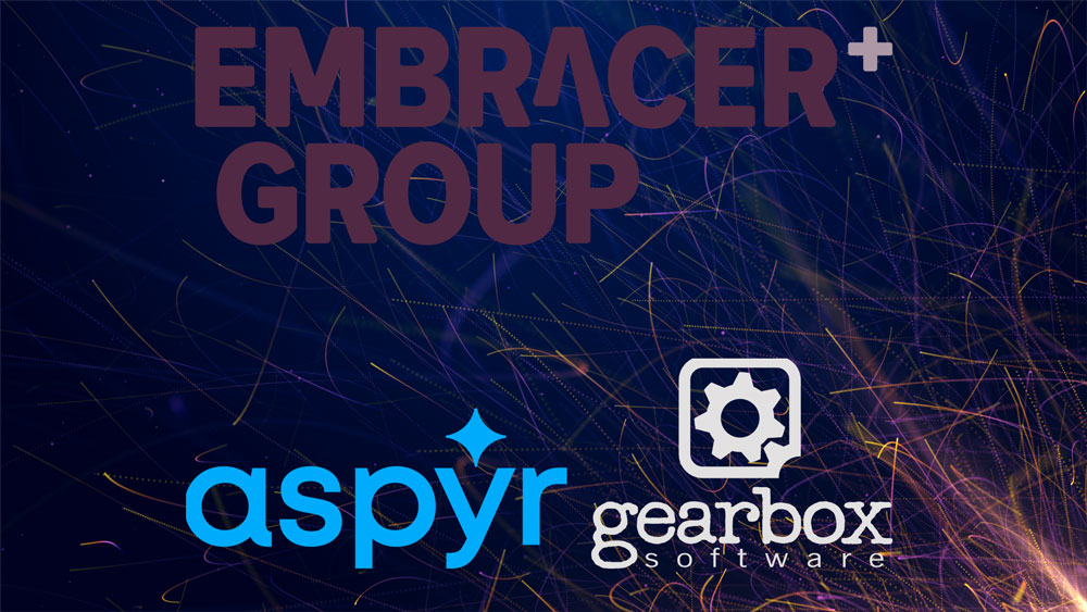 Gearbox и Aspyr Media проданы