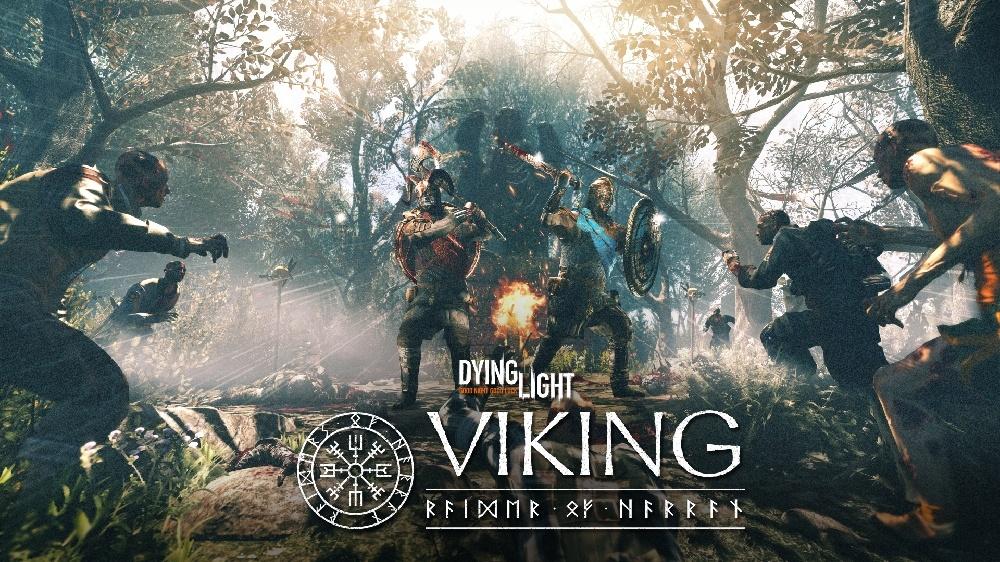 Викинги высадились в Dying Light