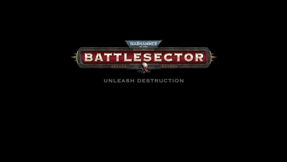 Зачищаем сектор во славу Золотого Трона! Black Lab Games представила тизер Warhammer 40,000: Battlesector