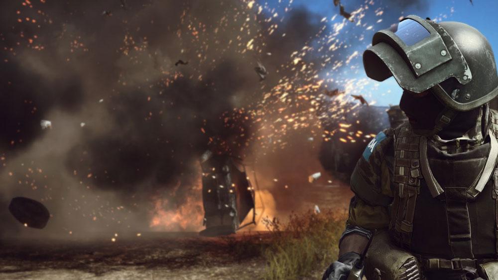 Новая Battlefield вернёт серию к истокам