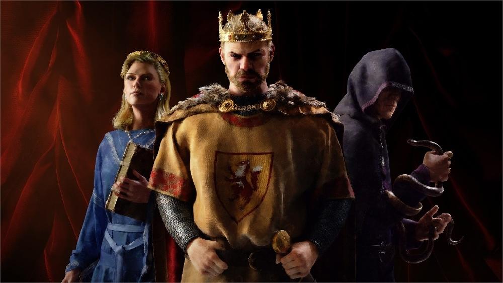 Бесплатные выходные в Crusader Kings 3