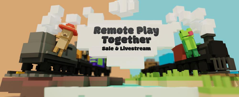 Играем в игры вместе, без их покупки в Steam и установки