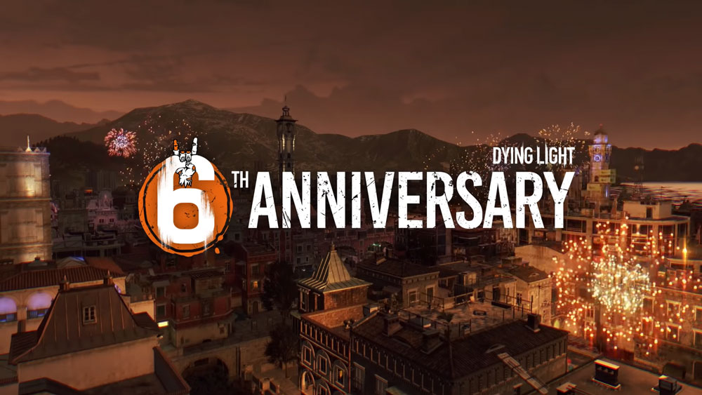 Началась вторая неделя празднования 6-й годовщины Dying Light