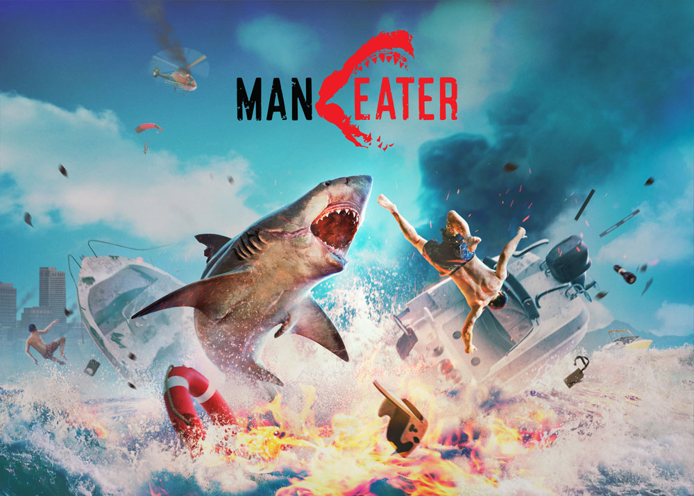 Maneater приплывает на Nintendo Switch