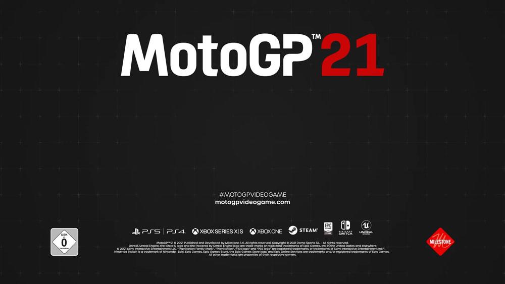 Представлен геймплей MotoGP 21