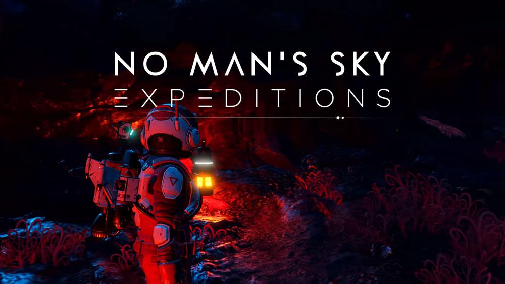 Собираем экспедицию из друзей в No Man`s Sky
