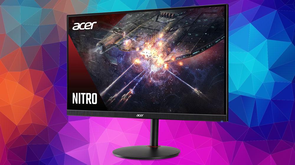 Представлен монитор Acer Nitro XV272UX