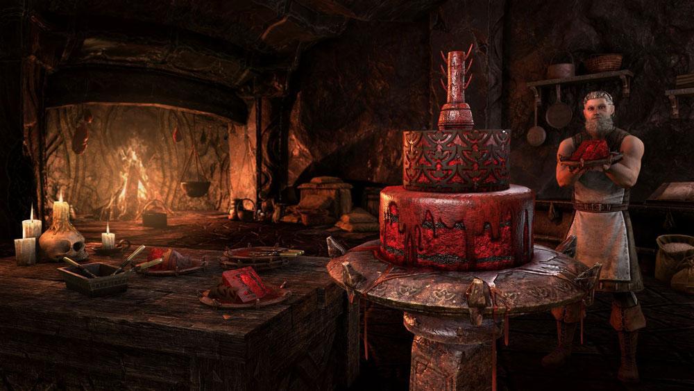 Бесплатные 2 недели в The Elder Scrolls Online