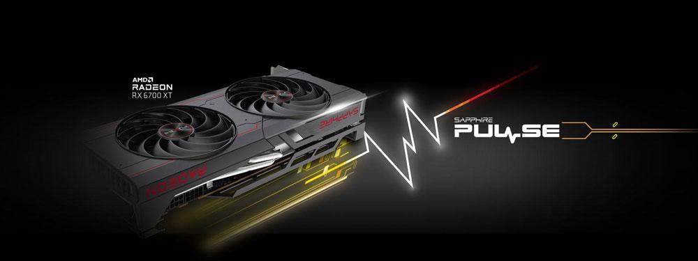 SAPPHIRE представляет свой вариант видеокарту AMD Radeon RX 6700 XT