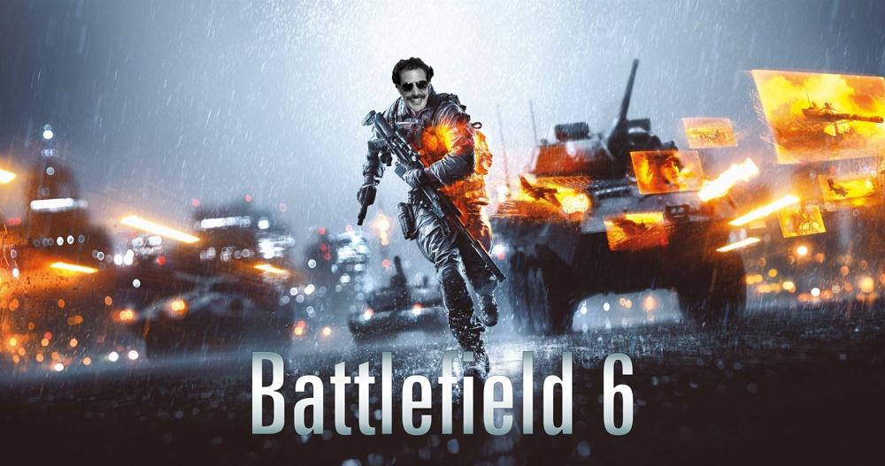 Battlefield 6 отправляется в Казахстан?